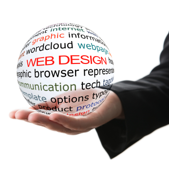 Concept of web design